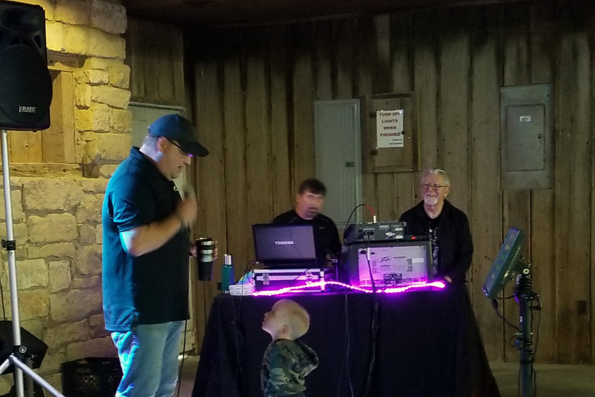 pfrv events mikes comedy hour